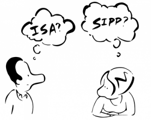 investment advice for ISAs or SIPPs from IpsoFacto Investor